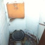 Prison Yard CornerToilet