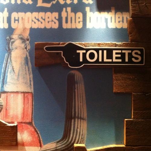 Corona Toilet