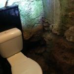Cavemens Toilet 1
