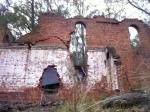Newnes Ruins