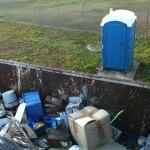 Rubbish dump toilet1