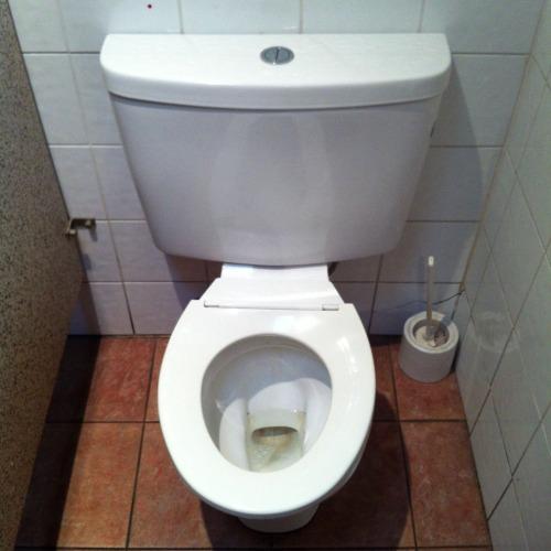 Cistern Bowl Ratio