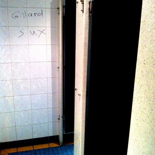 Political Toilet