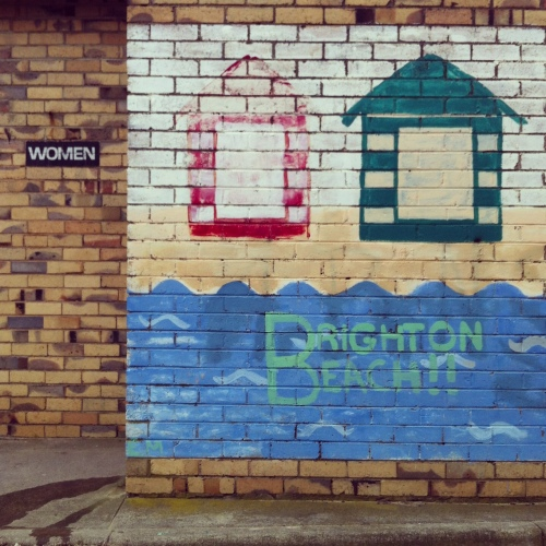 Brighton Bathing Box