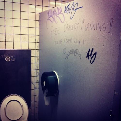 Wikileaks toilet