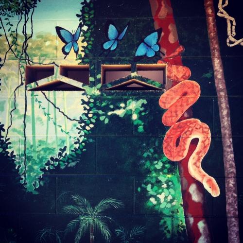 Cardwell mural