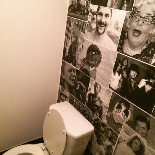Melbourne Cafe toilet