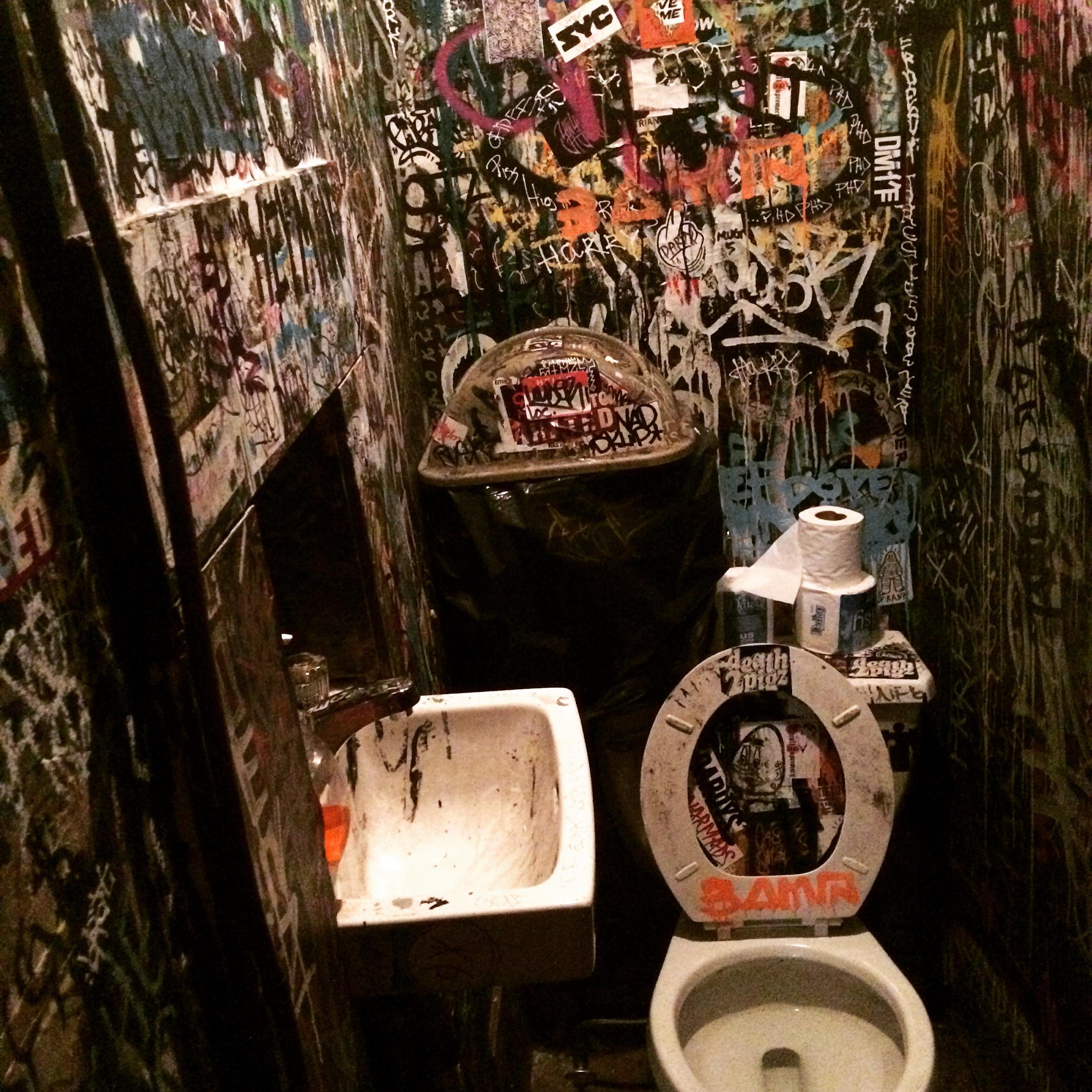New York City Ny Toilography