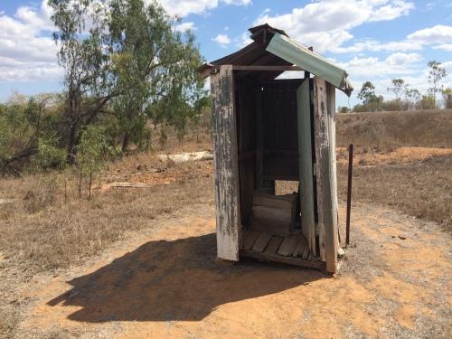 Ravenswood Outhouse 1