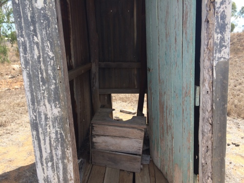 Ravenswood Outhouse 2