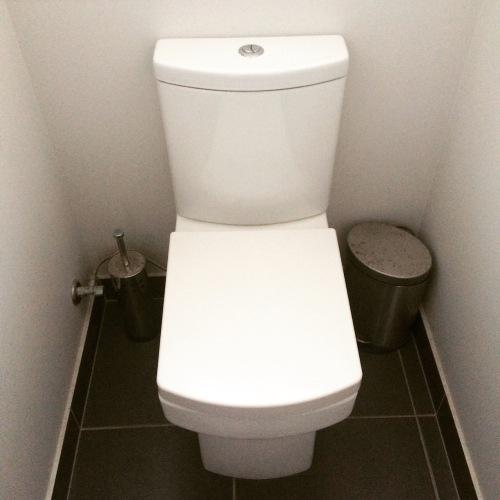 Square Toilet II
